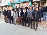 Şehit Gazi Birlik-Sen Genel Başkanı Yetkin Şemdinli'de