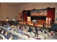 Bitlis'te 'Yerli ve Milli Gençlik' programı