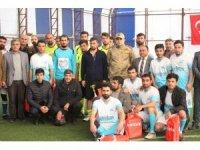 Edremit'te 'Gençler Futbol Turnuvası' sona erdi