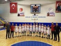 Büyükşehir Bayan Basketbol Takımı Türkiye şampiyonasında