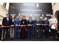 Taksim 360 ofislerinin anahtar teslim töreni gerçekleştirildi