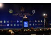 """Ticaret Bakanı Pekcan: """"Son 10 yılda kadının istihdama katılımı yüzde 24'ten yüzde 34'e geldi"""""""
