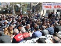 Gürkan'dan destek talebi