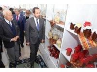 Çankırı'da 'Yöresel Ürünler Pazarı'nın açılışı yapıldı