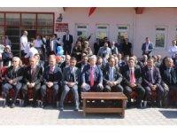 Çankırı Belediyesi huzurevi sakinleri için bocce sahası kurdu