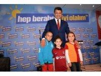Mehmet Tosun, KOnacık mitinginde binlerce kişiye hitap etti