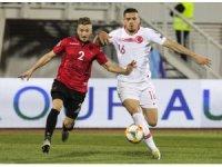 2020 UEFA Avrupa Futbol Şampiyonası: Arnavutluk: 0 - Türkiye: 2 (Maç sonucu)