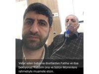 Dr. Fatih Ulugöl'ün babası hayatını kaybetti