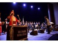 'Çanakkale Destanı' konserinde duygusal anlar yaşandı