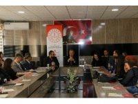 Yabancı dil eğitim Çalıştayı yapıldı