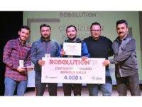 Giresun Üniversitesi'ne robotik yarışmasında çifte ödül