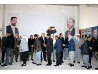 AK Parti Belediye Başkan adayı Nasıranlı kan davalı aileleri barıştırdı