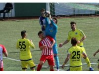 TFF 3. Lig: Halide Edip Adıvar SK: 1 - Fatsa Belediyespor: 2