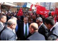 """İYİ Parti Genel Başkan Yardımcısı Salimensarioğlu: """"Devletin kurumları vardır, partisi yoktur"""""""