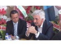 Eski Milletvekili Ölmeztoprak'tan Kırtekeye'ye tam destek