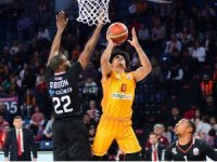 Tahincioğlu Basketbol Süper Ligi: Galatasaray Doğa Sigorta: 93 - Beşiktaş Sompo Japan: 87
