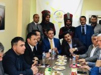 Osmanlı Ocakları Kemalpaşa İlçe Başkanlığı açıldı