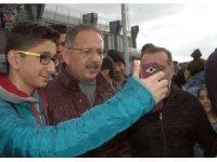 """Mehmet Özhaseki: """"Ankapark'ı ziyaret eden ziyaretçi sayısı 980 bin kişi"""""""