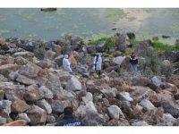 Çobanlık yapan yaşlı adamın cesedi kayalıklar arasında bulundu