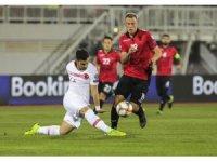 Ümit Milliler, Arnavutluk'u 2-1 yendi