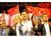 Bodrum adayı Ahmet Aras, Gümüşlük sakinleriyle buluştu