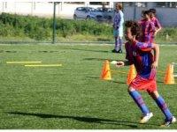 Türkiye'de 2019 yılının en genç lisanlı futbolcusu Antalya'dan