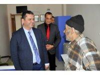 İl Sağlık Müdürü Bilge, ilçe ziyaretlerinde bulundu