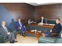 Başkan Demir, Hayvan Hastanesi'ni ziyaret etti