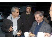 Dülgeroğlu'ndan kamyon ve tır şoförlerine müjde