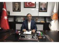 Başkan Dağtekin cumhurbaşkanının müjdelerle Adıyaman'a geleceğini söyledi