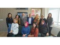 Kadın girişimcilere desteklemeler anlatıldı