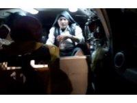 Siirt'te hastaya ulaşmak için ekipler seferber oldu
