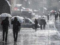 Meteoroloji'den Türkiye'nin güneyi için sağanak ve fırtına uyarısı