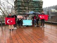 Sare Koleji öğrencileri Almanya stajlarını tamamlayıp yurda döndü