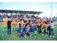 Yeşilyurt Belediyespor'da 4-0'lık galibiyet şampiyonluk umutlarını yeniden yeşertti