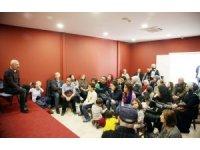 Masal Müzesi Ekrem Ataer söyleşisine ev sahipliği yaptı