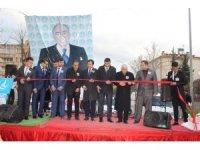 Adıyaman'da Alparslan Türkeş Caddesi açıldı