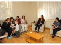 Fatma Çalkaya, hasta çocuklar için destek istedi