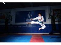 İşitme engelli karateci, tarih yazmak istiyor