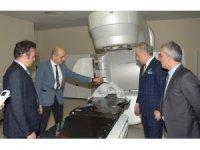 ESOGÜ Hastanesi'nde TrueBeam Radyoterapi cihazı hizmete açıldı