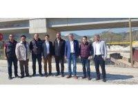 Vezirhan'da doğalgaz çalışmaları başladı