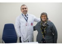 Çanakkale'de ilk kez dikişsiz aort kapağı ameliyatı yapıldı