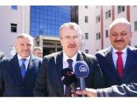 """Eldemir: """"Sağlık alanında Kastamonu'ya 365 milyon lira yatırım yaptık"""""""