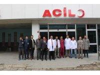 İpekyolu'nda '112 Acil Servisi' hizmete açıldı