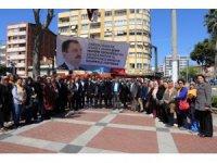 Nazilli'de Muhsin Yazıcıoğlu için lokma hayrı düzenlendi