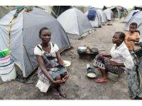 Mozambik'te yollar yeniden açılmaya başladı