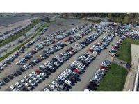 'Park Et Devam Et' Otoparkları trafiğe çözüm oluyor