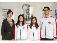 SANKO okulları sporcusu yüzmede Türkiye birincisi oldu