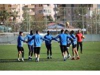 Alanyaspor'da Bursaspor maçı hazırlıkları