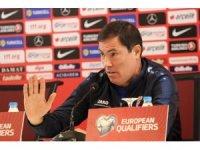 """Moldova Teknik Direktörü Spiridon: """"Böyle bir skoru beklemiyordum"""""""